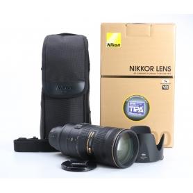 Nikon AF-S 2,8/70-200 G IF ED VR II (233466)