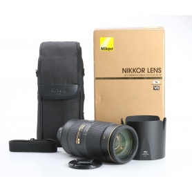 Nikon AF-S 4,5-5,6/80-400 VR ED G N (233467)