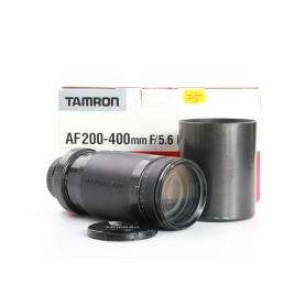 Tamron SP 5,6/200-400 LD NI/AF D (233513)