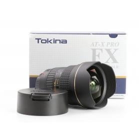 Tokina AT-X Pro 2,8/16-28 FX C/EF (233457)