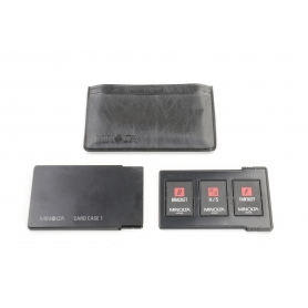 Minolta 3x Data Memory Card Chip Karte für DYNAX 700si 5000i 7000i 8000i 5xi 7xi 9xi (233674)