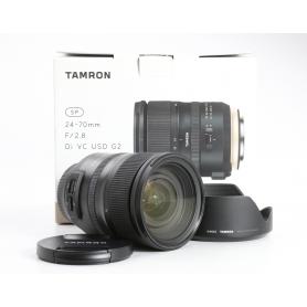 Tamron SP 2,8/24-70 DI VC USD G2 C/EF (233846)