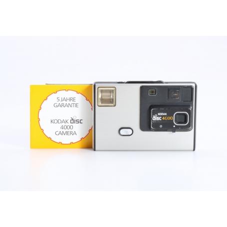 Kodak disc 4000 camera (233854)