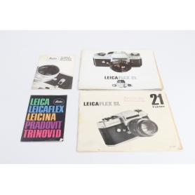 Leica Leicaflex SL 21 Fakten Buch (233883)