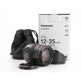 Panasonic Lumix Vario HD 2,8/12-35 ASPH. O.I.S. (233930)