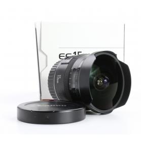 Canon EF 2,8/15 Fisheye (233978)