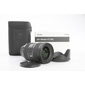 Sigma DG 2,0/24-35 HSM Art C/EF (232793)