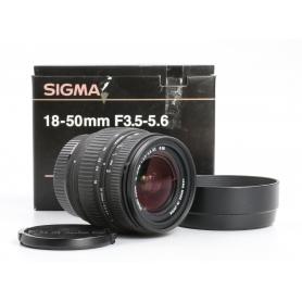 Sigma DC 3,5-5,6/18-50 DG NI/AF D (234053)