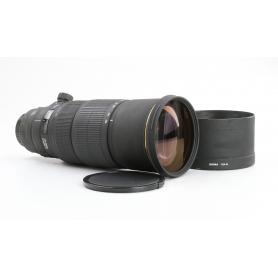 Sigma EX 2,8/120-300 APO HSM C/EF (234026)