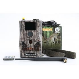 Berger und Schröter SG880MK18M/HD Wildkamera Infrarotkamera Tonaufzeichnung SMS E-Mail camouflage (234084)