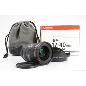 Canon EF 4,0/17-40 L USM (234124)