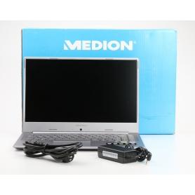 Medion Akoya P15645 15,6 Notebook Intel Core i5-8265U 1,6GHz 16GB RAM 512GB SSD nVidia GeForce MX250 Windows silber (234230)