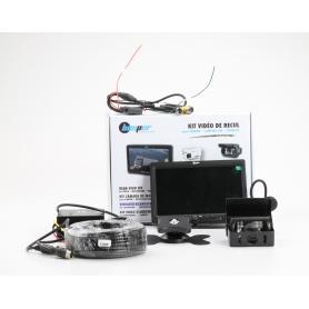 Beeper RWEC99X/24 7 Rückfahrkamera-System Einparkhilfe Mikrofon kabelgebunden schwarz (234242)