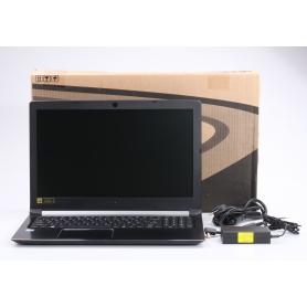 Acer A515 15,6 Notebook Intel Core i5-8250U 1,60GHz 8GB RAM 1024GB HDD Intel UHD Graphics 620 Windows 10 schwarz (234245)