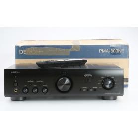 Denon PMA-800NE Stereo-Verstärker Vollverstärker 2 Kanäle 2x85W schwarz (234247)