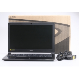 Acer A515 15,6 Notebook Intel Core i5-8250U 1,60GHz 8GB RAM 1024GB HDD Intel UHD Graphics 620 Windows 10 schwarz (234248)