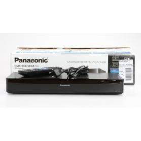 Panasonic DMR-EX97CEGK DVD-Recorder HD DVB-C2 DVB-T 500GB CI+ schwarz (234250)