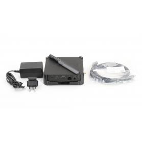 Minix NEO Z83-4 PRO Mini-PC HTPC Intel Atom x5-Z8350 1,4GHz 4GB RAM 32GB Windows schwarz (234276)