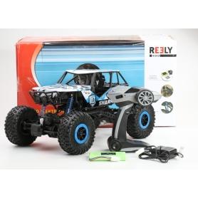 Reely Rock Crawler Brushed 1:10 RC Modellauto Elektro Crawler Allradantrieb RtR 2,4GHz (234280)