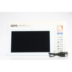 Odys Xelio Next 10 Plus 10,1 Tablet Intel Atom x3-C3230RK 1,2GHz 1GB RAM 16GB eMMC Android weiß (234231)