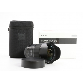 Sigma DG 1,4/20 HSM ART C/EF (234292)