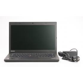 Lenovo ThinkPad T440 14 Notebook Intel Core i5-4200U 1,6GHz 4GB RAM 120GB SSD Intel HD Graphics 4400 Windows schwarz (234319)