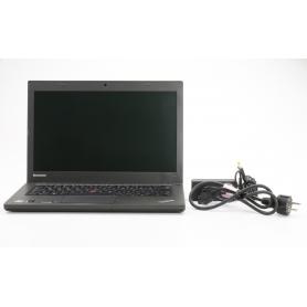Lenovo ThinkPad T440 14 Notebook Intel Core i5-4200U 1,6GHz 4GB RAM 240GB SSD Intel HD Graphics 4400 Windows 10 schwarz (234320)
