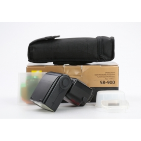 Nikon Speedlight SB-900 (234355)