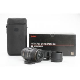 Sigma EX 2,8/105 DG Makro OS NI/AF D (234358)