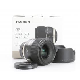 Tamron SP 1,8/35 DI USD VC für Ni/AF (234359)