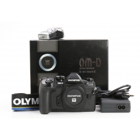 Olympus OM-D E-M1 Mark II (234379)
