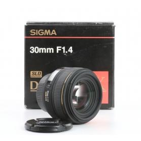 Sigma EX 1,4/30 DC HSM NI/AF D (234382)