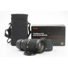 Sigma EX 2,8/70-200 APO DG C/EF (234429)