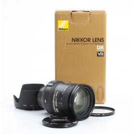 Nikon AF-S 3,5-5,6/18-200 IF ED VR DX II (234447)