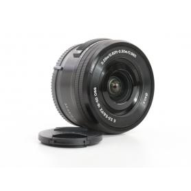 Sony E PZ 3,5-5,6/16-50 OSS Schwarz E-Mount (234491)