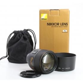 Nikon AF-S 1,4/105 E IF ED N (234531)