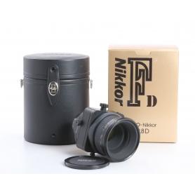 Nikon PC 2,8/85 D Micro (234532)