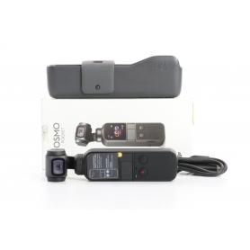 DJI Osmo Pocket Actioncam Handkamera 1/2,3 Sensor 4K UHD 1080p 12MP bis 140 Min Laufzeit schwarz (234568)