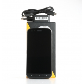 CAT S61 5,2 Smartphone Handy 64GB 16MP Outdoor Hybrid-Slot Android schwarz (234581)