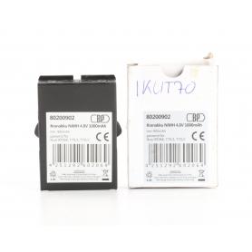 Beltrona Ikusi T70/1 BT06 Akku für Kran-Fernbedienung 4,8V 1000mAh NiMH schwarz (234588)