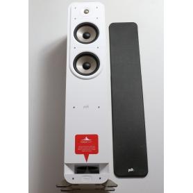 Polk Audio SIGS55EWT Stand-Lautsprecher 2-Wege 32-40000Hz passiv weiß (234608)