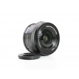 Sony E PZ 3,5-5,6/16-50 OSS Schwarz E-Mount (212468)