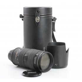 Nikon AF-S 2,8/80-200 IF ED D (234638)