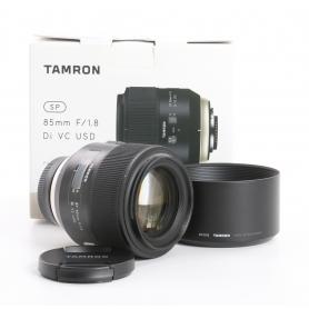 Tamron SP 1,8/85 DI VC USD für NI/AF (234643)