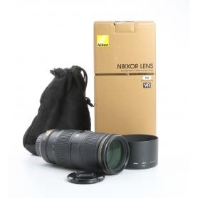 Nikon AF-S 4,0/70-200 G ED N VR (234644)
