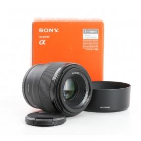 Sony FE 1,8/50 E-Mount (234646)