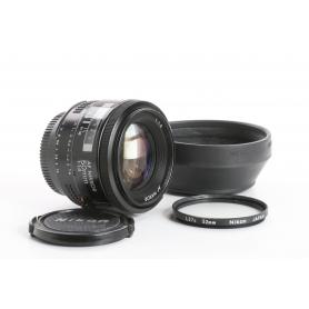 Nikon AF 1,4/50 N (234664)