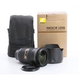 Nikon AF-S 2,8/24-70 G ED (234693)