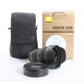 Nikon AF-S 2,8/14-24 G ED (234694)
