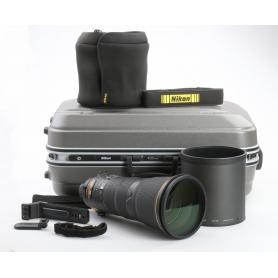 Nikon AF-S 2,8/400 E FL ED VR (234696)